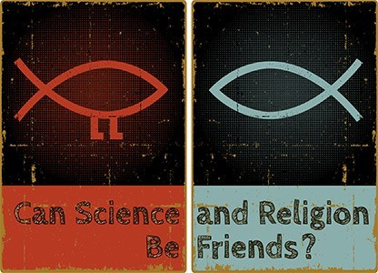 Can science and religion be friends?