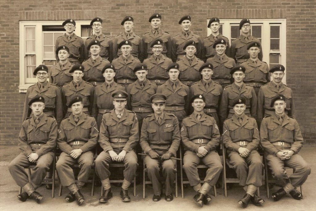 What was National Service.  A look back at the history of national service in the UK